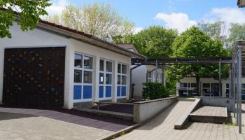 Grundschule Salzert Logo